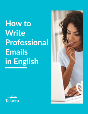 Business Emails in English Ebook Talaera
