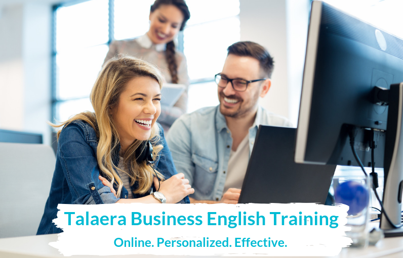 LP Talaera Online Business English Training