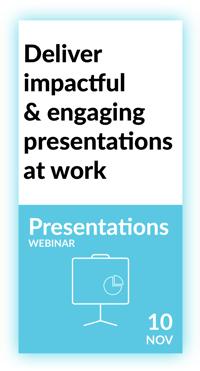 Talaera CTAs for webinars presentations